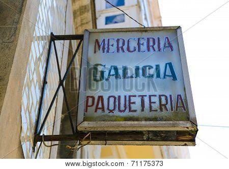 Merceria Galicia