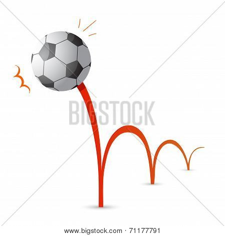 Bouncing Ball Cartoon