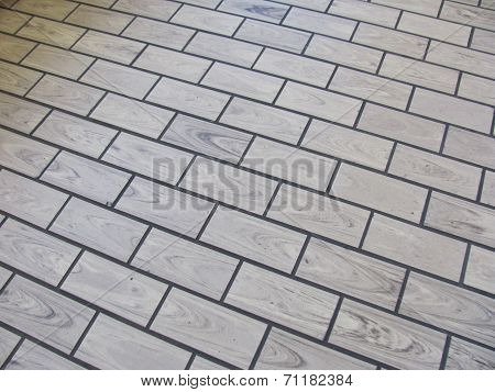 Floor at the Store
