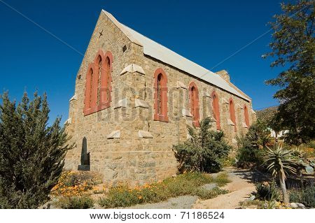 Old All Saints Anglican Church In Springbok