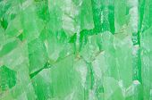 pic of jade  - The Surface of green jade stone background - JPG