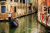 foto of gondola  - Venice - JPG