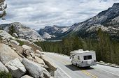Rv In Yosemite