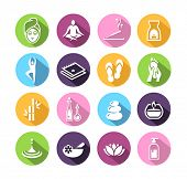 image of body-lotion  - Icons representing wellness - JPG