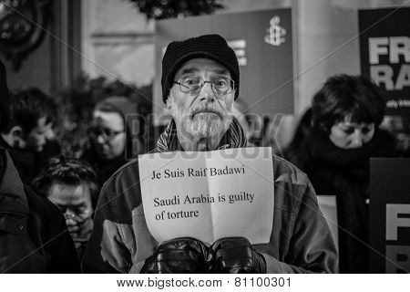 Je Suis Raif Badawi