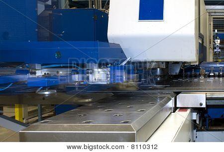 CNC Puncing prensa