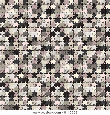 Puzzle Gray Texture