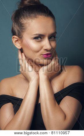 Sexy smile women