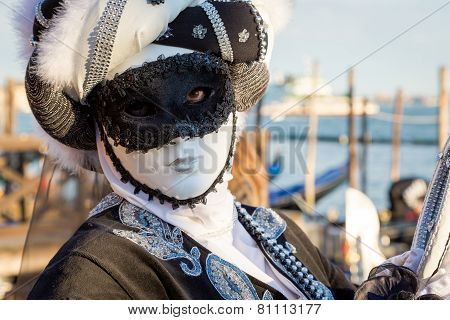 Carnival of Venice masks