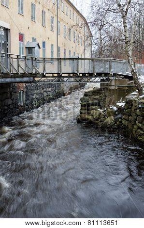Rushing Water