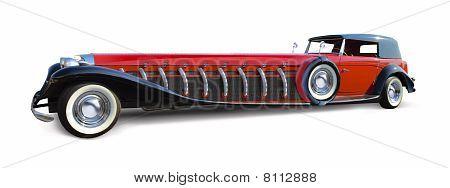 vehículo largo