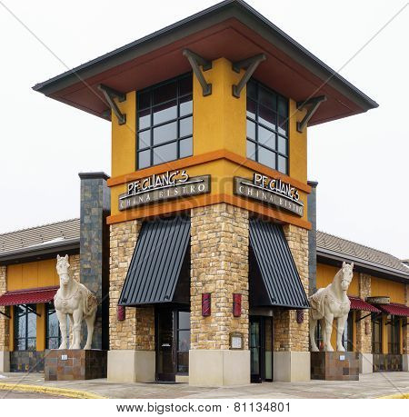 P.f. Chang Restaurant Exterior