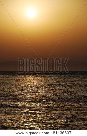 Sun And Sea In Egypt