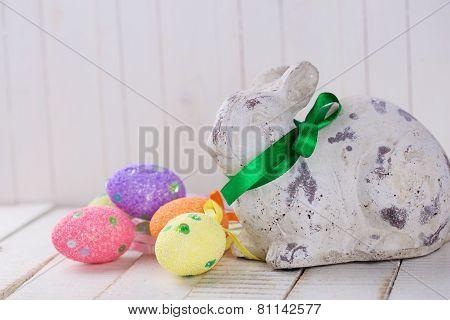 Easter Background.