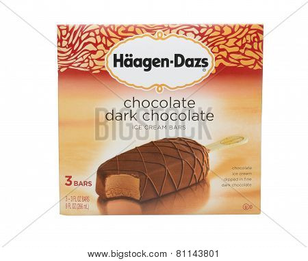 Haagen-dazs Ice Cream Bars