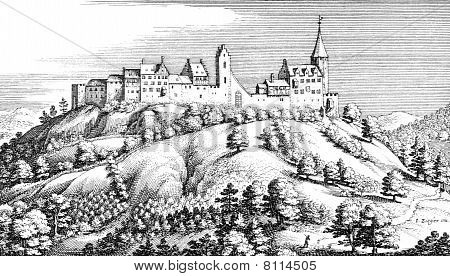 Regensberg fortificada establecimiento