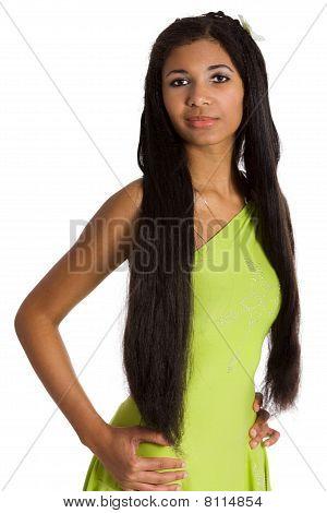 Mujer mulata