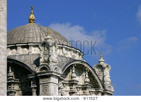 Ortakoy Mosque dome