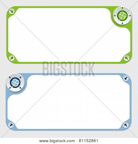 Two Vector Frames