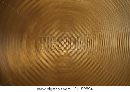 Abstract Golden Spin