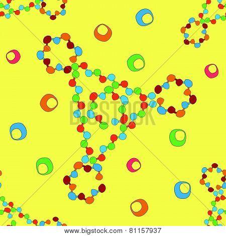 Funky Bubbles Pattern