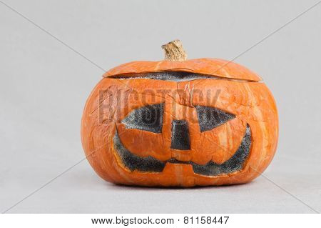 Mouldy Halloween Pumpkin