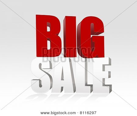 Big Sale 3D