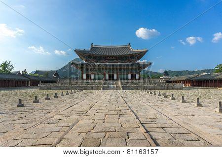 Korea Gyeongbok Palace