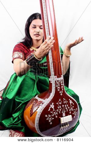 Indian Classical Singer