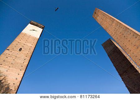 Medieval Towers, Pavia, Italy