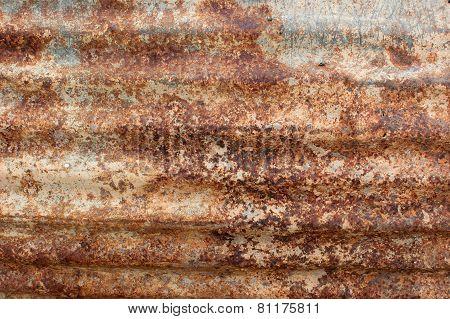 Galvanized Rust