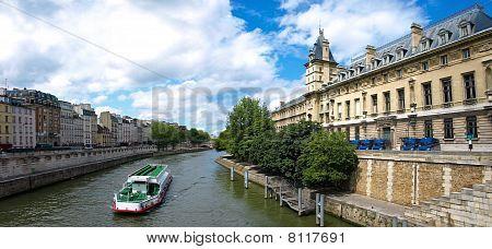 Paris - Panorama Judicial Police