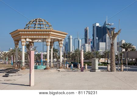 Pavilion At The Corniche In Kuwait