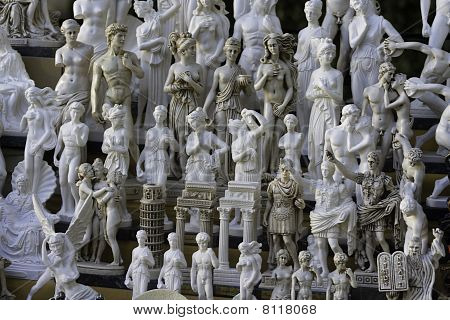 Statuettes and Memorabilia of Italy