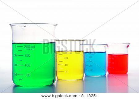 Equipo de laboratorio de investigación de la ciencia