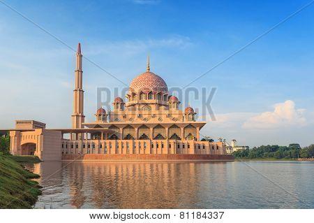 Putrajaya city Malaysia