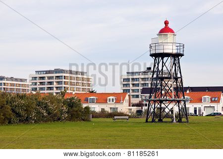 Hoek Van Holland - Small Lighthouse