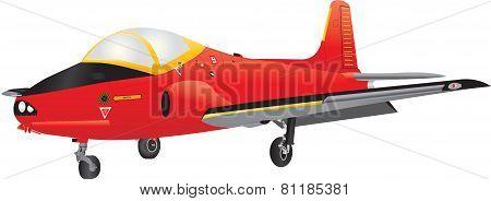 Jet Training Aircraft