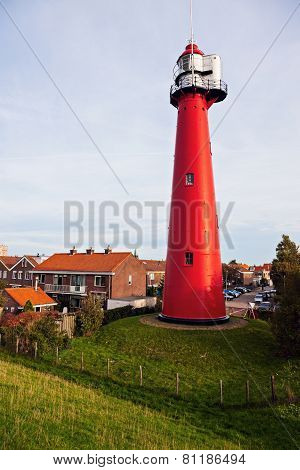 Hoek Van Holland Lighthouse.