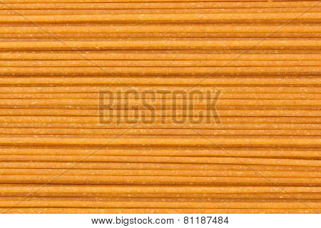 Wholegrain Spaghetti Background