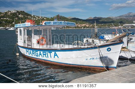 Ferry Santelmo Dragonera