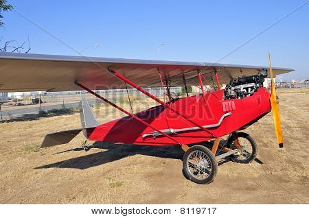Pietenpol Air Camper