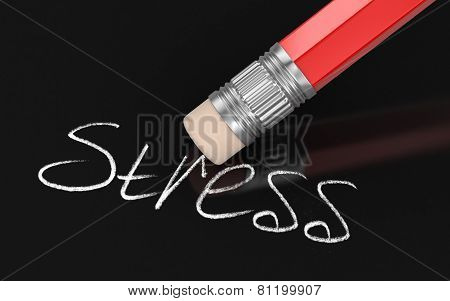 Erase Stress (clipping path included)