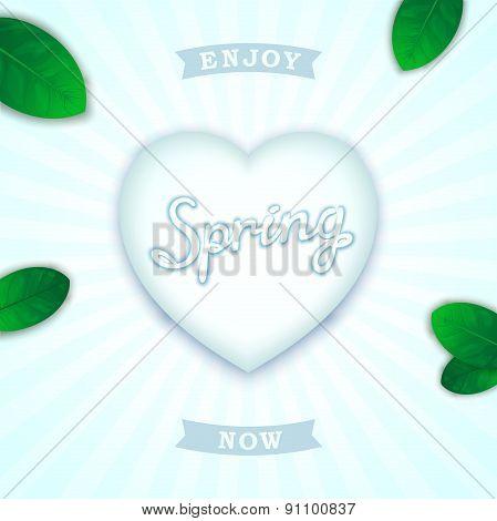 Fresh spring design
