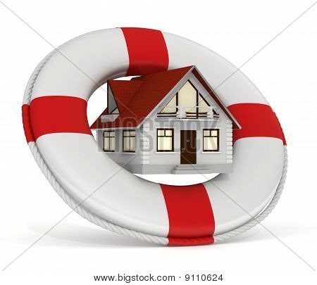 House Insurance - Lifebuoy