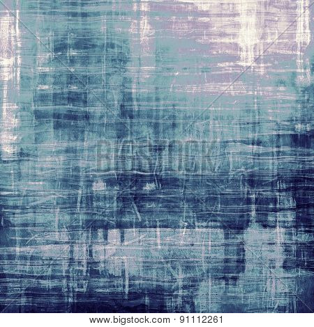 Old abstract grunge background, aged retro texture. With different color patterns: gray; blue; purple (violet)