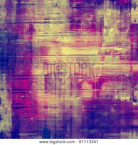 Old antique texture - perfect background with space for your text or image. With different color patterns: yellow (beige); pink; blue; purple (violet)
