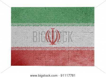 Large Jigsaw Puzzle Of 1000 Pieces - Iran