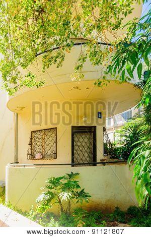 Bauhaus Style House, Tel-aviv