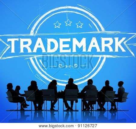 Trademark Branding Advertising Copyright Concept